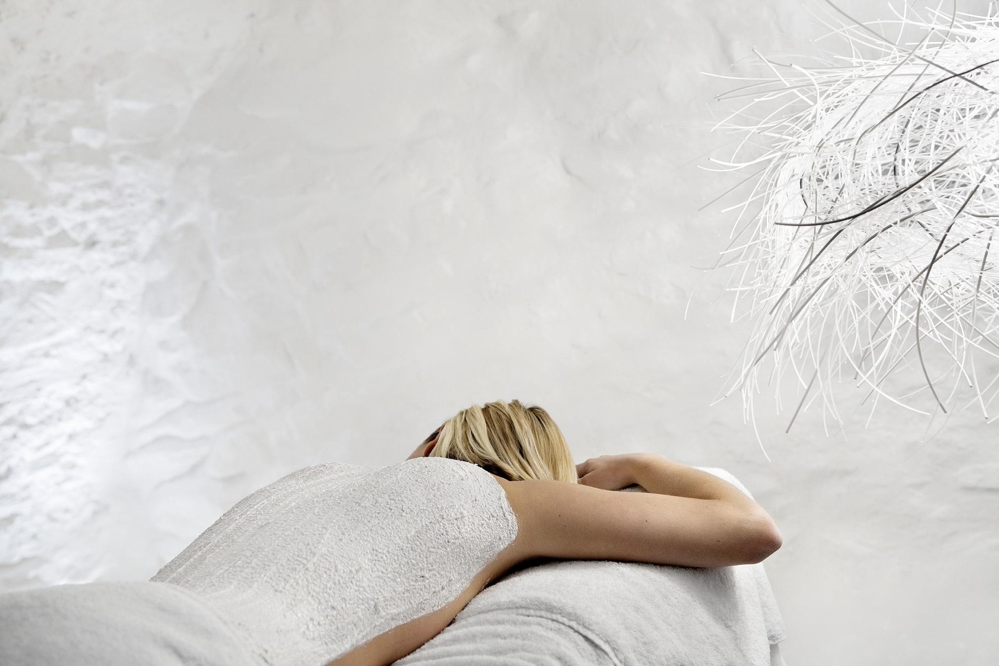 Body wrap – Enveloppement corps – Spa Pure Altitude – L. Di Orio