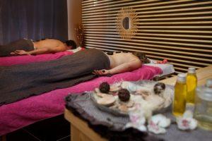 Oréade | Massage en couple en Chartreuse