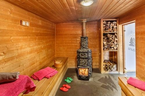 Oréade | Sauna en Chartreuse