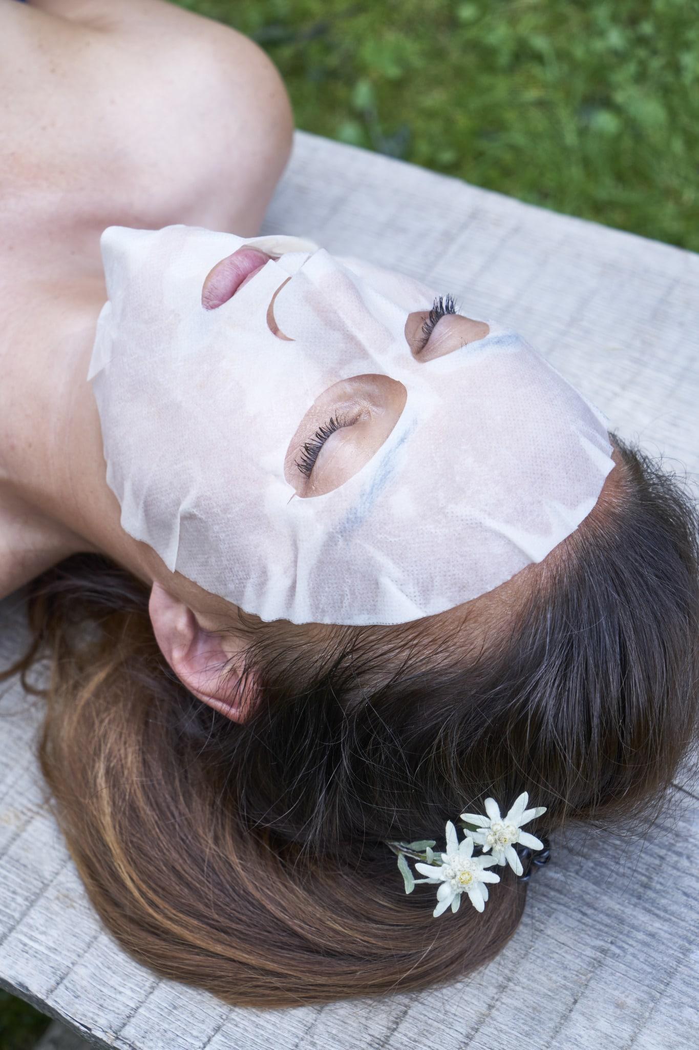 masque edelweiss
